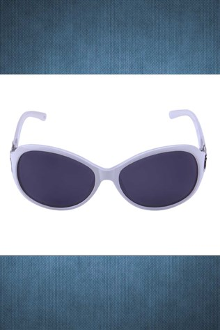 Polarized R005 59o15 120 White Sunglasses