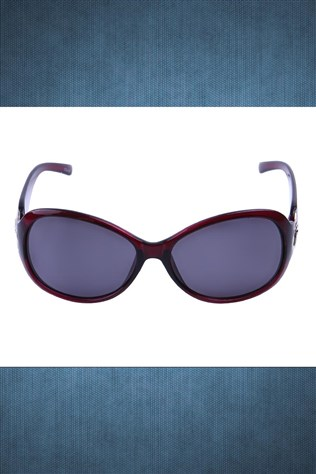 Polarized R005 59o15 120 Bordeaux Sunglasses