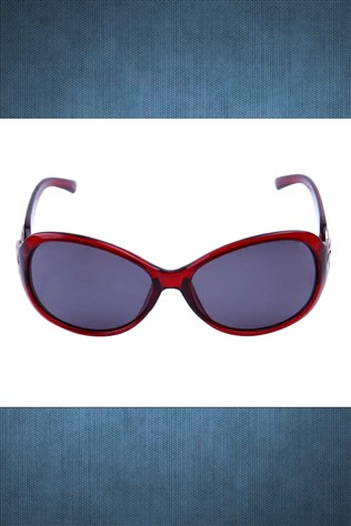 Polarized R005 59o15 120 Red Sunglasses