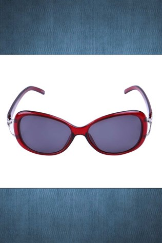 Polarized R007 57o16 120 Red Sunglasses