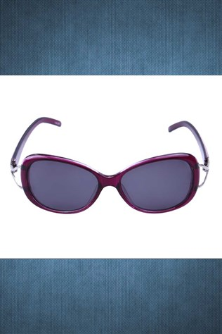 Polarized R007 57o16 120 Plum Sunglasses