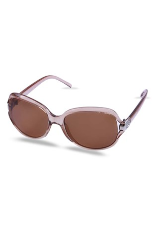 Polarized R010 C04 53o20-115 Coffee Sunglasses