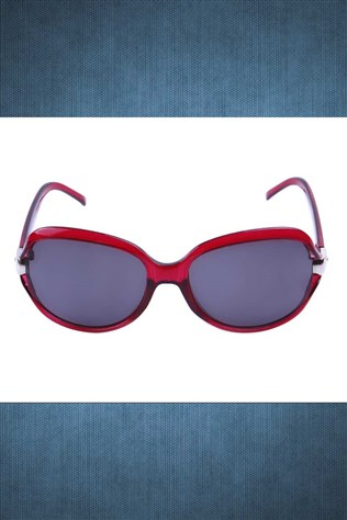 Polarized R010 C04 53o20-115 Red Sunglasses