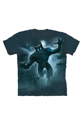 Real 3d Hs010 Unisex Dark blue T-shirt