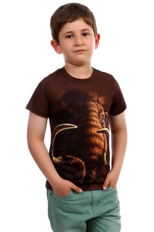 Real 3D copii T-shirt 023