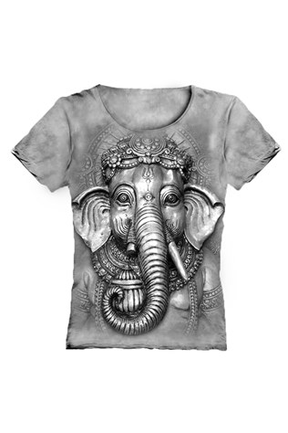 Real 3d Women T-shirt M0087