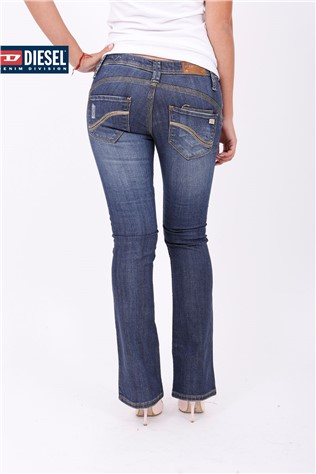 Roxy Bootleg 604 Medium Blue Wash J3128FT
