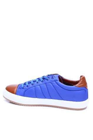 RYT-750 Blue & light brown sport man's shoe