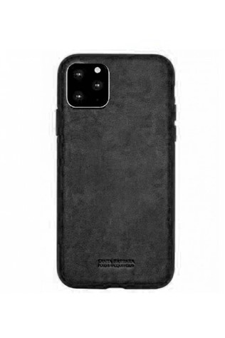 Santa Barbara Case iPhone 11 Pro Μαύρα Xavier 734317