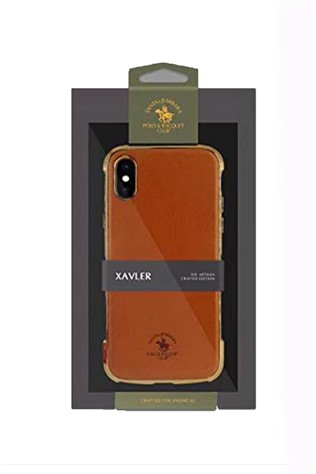 Santa Barbara Case iPhone 11 Pro Max Καφέ XAVIER 734322