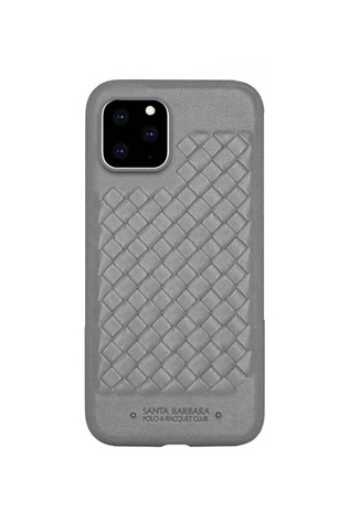 Santa Barbara Case iPhone 5.8 γκρί 734311