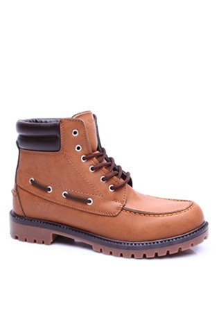 South Yacht Club 0701 Coffee Men's Boot