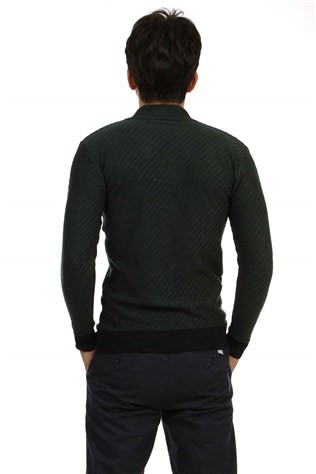 South Yacht Club Trophy 1031 Green Knitwear