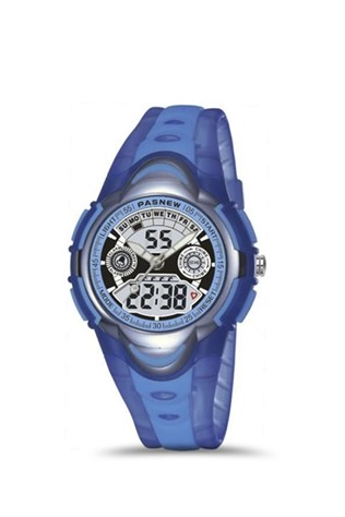 Teen's watch Pasnew Blue PSE351-N4