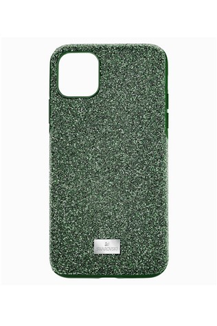 The Bling World iPhone 11 Green 734330