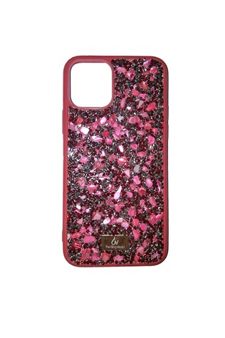 The Bling World iPhone 11 Pink-Multi 734332