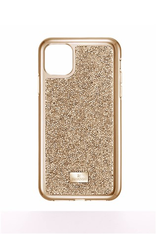 The Bling World iPhone 11Gold-yelow 734346