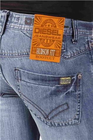 Tim Jean 151 Medium Blue Wash J8276MT