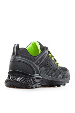 Travel Men's shoes Black/Green 202015