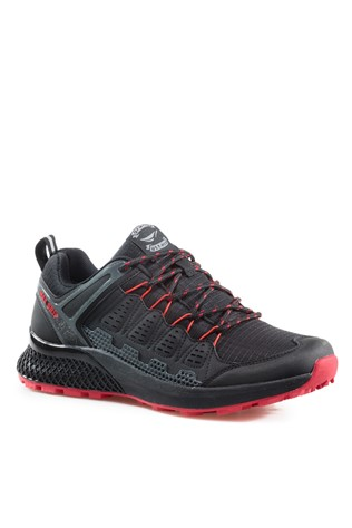 Travel Men's shoes Black/Red 202016