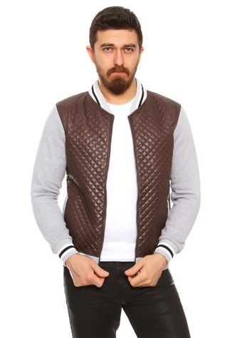 University Club U9199 Men's Coffee Jacket