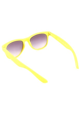 Vernissage Vp306 Yellow Sunglasses