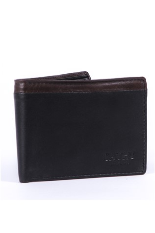 Wallet Black/Brown cs19
