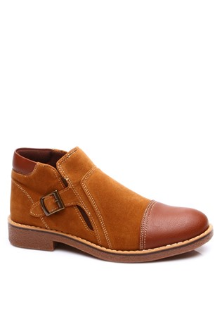 South Yacht Club 0303 Coffee Men's Boot