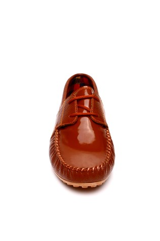 44 Brown Men's Shoe