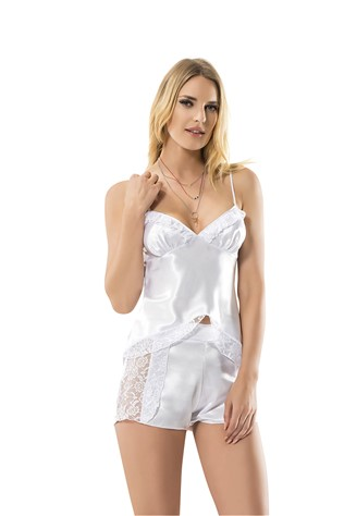 Women's underwear set 9031 White