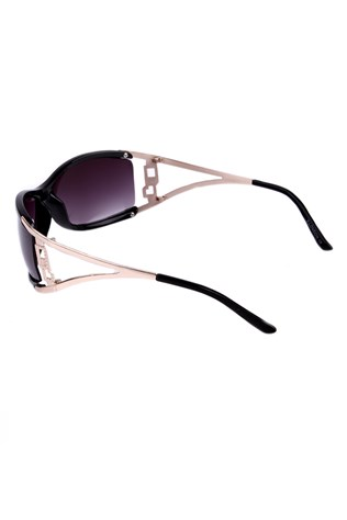 Y London  Yl11-046 Cat3 Col1-a Black sunglasses