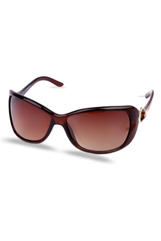 Y London  Yl11-052 Cat3 Col1-b Καφέ sunglasses