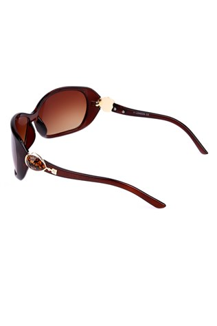 Y London  Yl11-052 Cat3 Col1-b Brown sunglasses