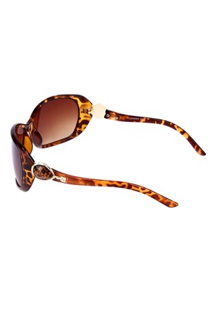 Y London  Yl11-052 Cat3 Col1-c Brown sunglasses