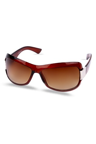 Y London  Yl11-057 Cat3 Col1-b Καφέ Πορφυρό sunglasses