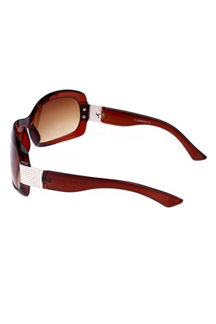 Y London  Yl11-057 Cat3 Col1-b Brown Purple sunglasses