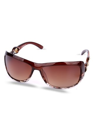 Y London  Yl11-063 Cat3 Col1-a Brown sunglasses