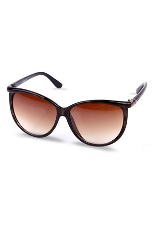 Y London  Yl11-068 Cat3 Col1-a Καφέ sunglasses