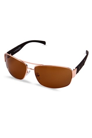 Y-london Yl12-119 Col.4 Brown Sunglasses