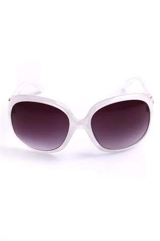 Y-london Yl12-134 C3 White Sunglasses
