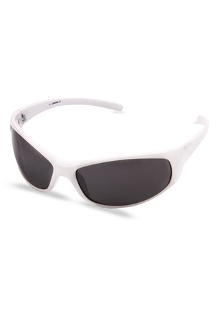 Y London Yl12-136 White Sunglasses