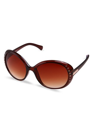Y-london Yl12-148 C2 Brown Sunglasses