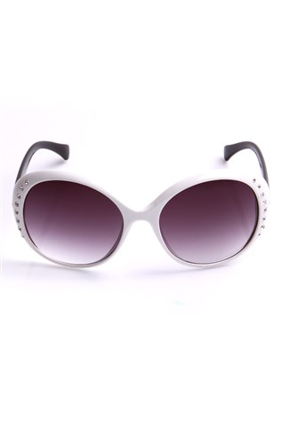 Y-london Yl12-148 C3 White Sunglasses