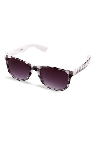 Y-london Yl12-150 C2 Black & white Sunglasses