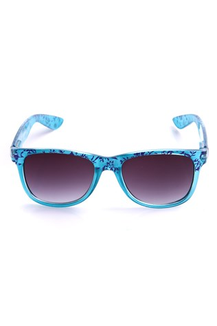 Y-london Yl12-150 C4 Turquoise Sunglasses