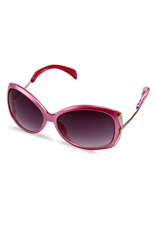 Y-london Yl12-151 C4 Pink Sun Glasses