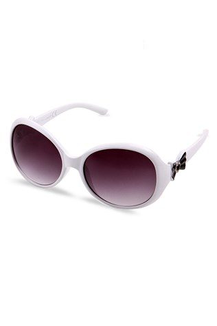 Y-london Yl12-157 C3 White Sunglasses