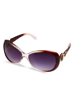 Y-london Yl12-168 C2 Brown Sunglasses