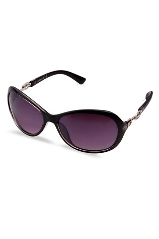 Y-london Yl12-175 Col.1 Black Sunglasses