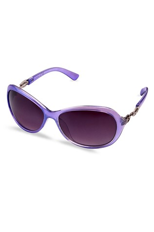 Y-london Yl12-175 Col.4 Purple Sunglasses